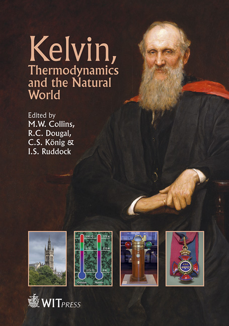 Kelvin, Thermodynamics and the Natural World