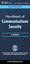 Handbook of Communications Security Flyer