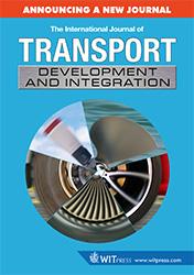 International Journal of Transport Development and Integration Flyer