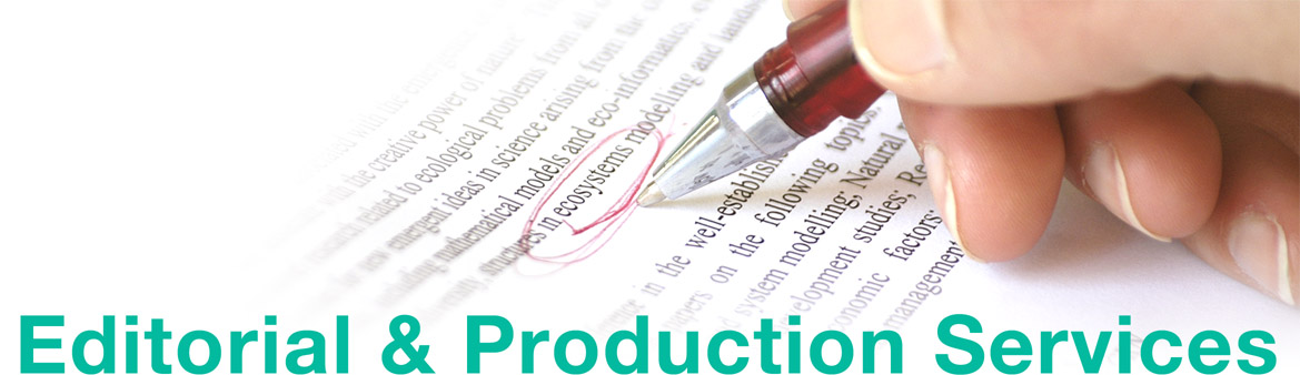 Editorial & Production Services