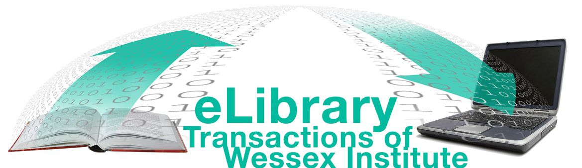 eLibrary Transactions of Wessex Institute