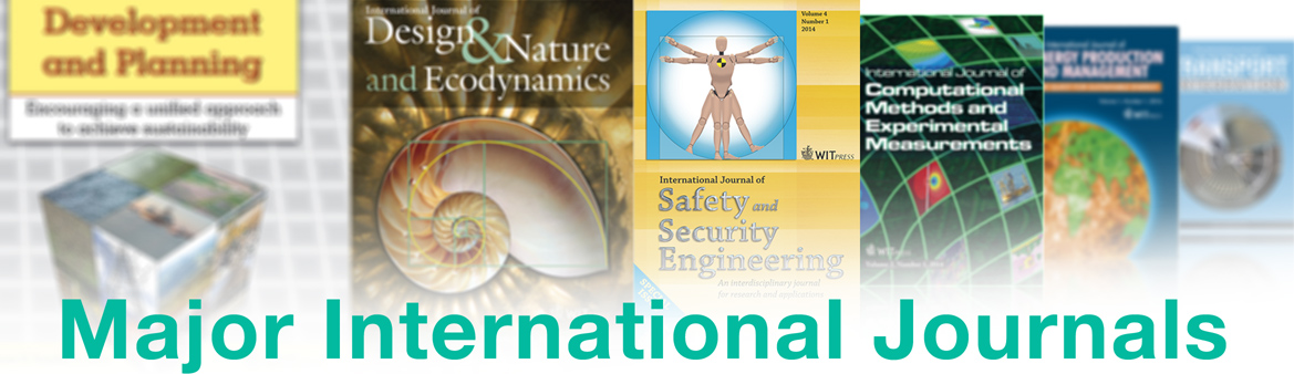 Major International Journals