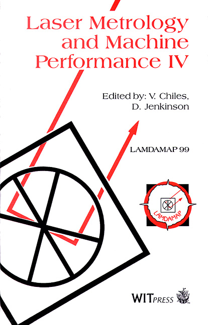 Laser Metrology & Machine Performance IV
