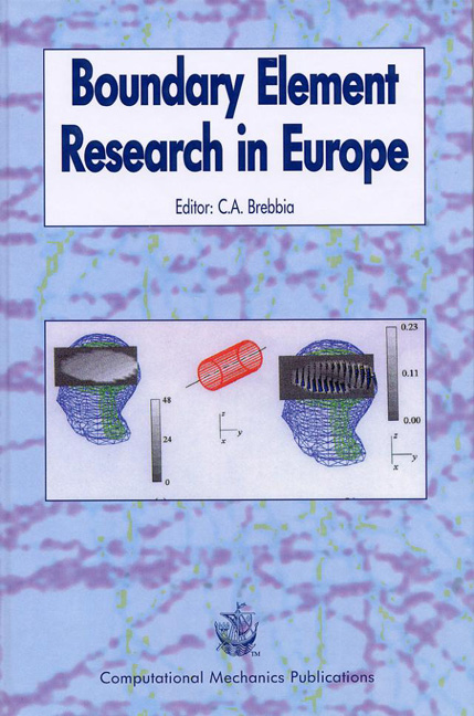 Boundary Element Research in Europe