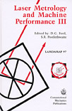 Laser Metrology & Machine Performance III
