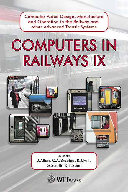 Computers in Railways IX