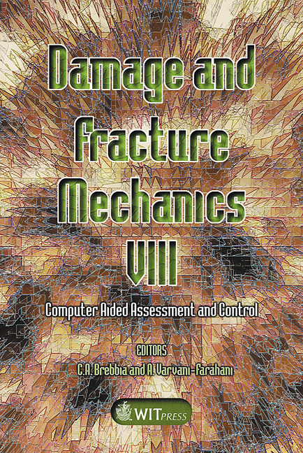 Damage and Fracture Mechanics VIII