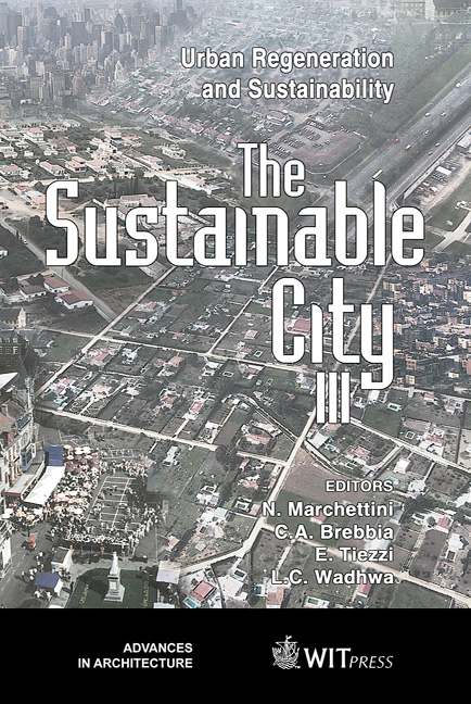 The Sustainable City III