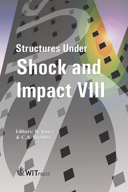Structures under Shock and Impact VIII