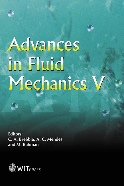 Advances in Fluid Mechanics V