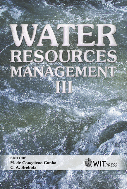 Water Resources Management III