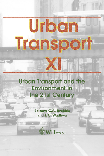 Urban Transport XI
