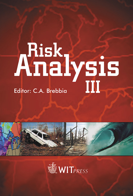Risk Analysis III