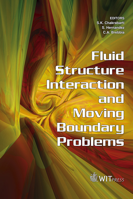 Fluid Structure Interaction and Moving Boundary Problems