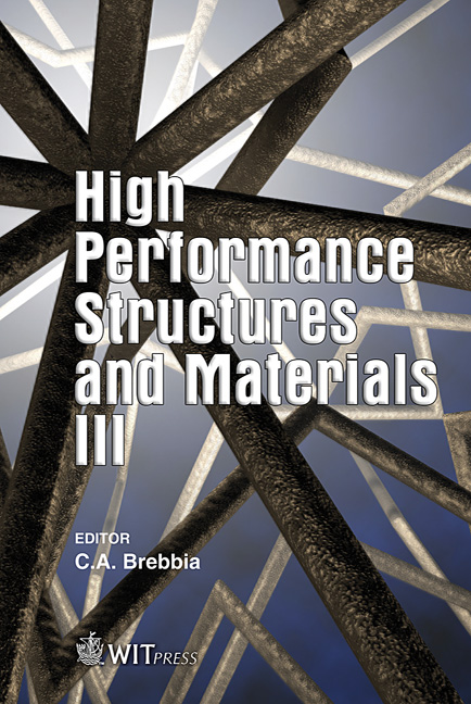 High Performance Structures and Materials III