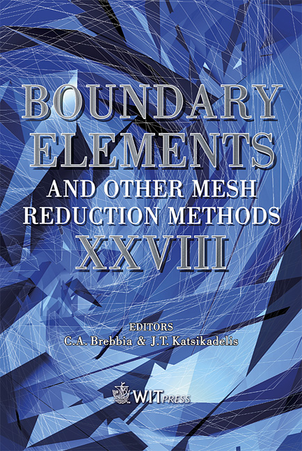 Boundary Elements and Other Mesh Reduction Methods XXVIII