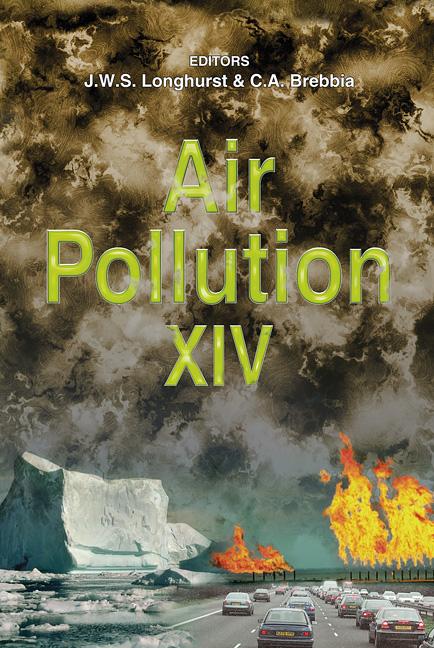 Air Pollution XIV
