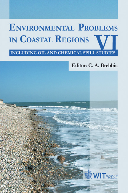 Environmental Problems in Coastal Regions VI
