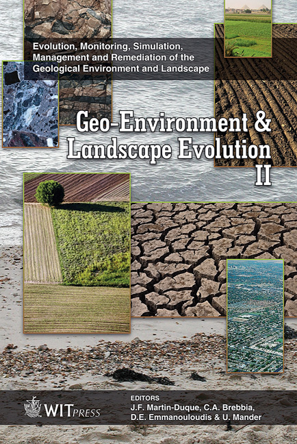 Geo-Environment and Landscape Evolution II