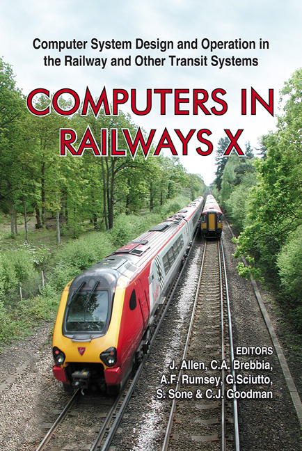Computers in Railways X