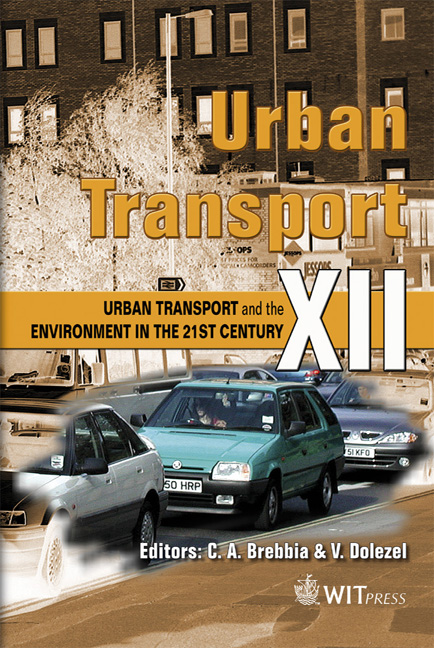 Urban Transport XII