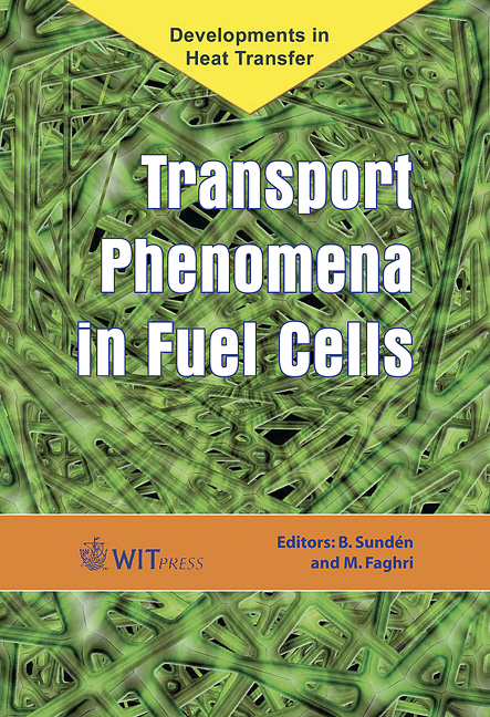 Transport Phenomena in Fuel Cells