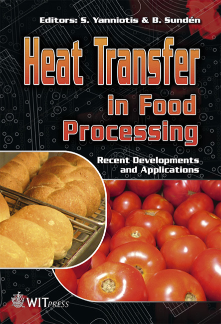 Heat Transfer in Food Processing