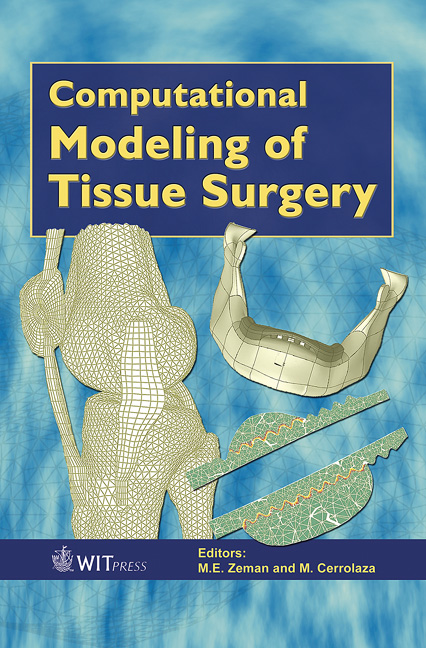 Computational Modeling of Tissue Surgery