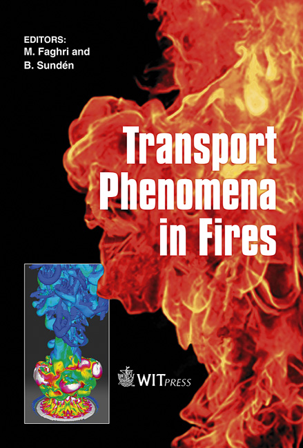 Transport Phenomena in Fires