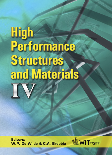 High Performance Structures and Materials IV