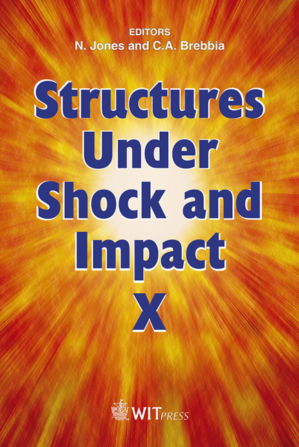 Structures Under Shock and Impact X