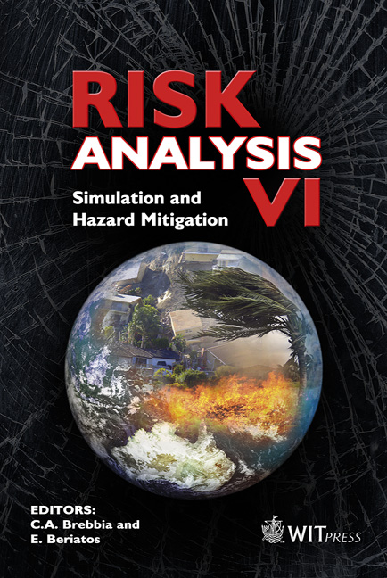 Risk Analysis VI