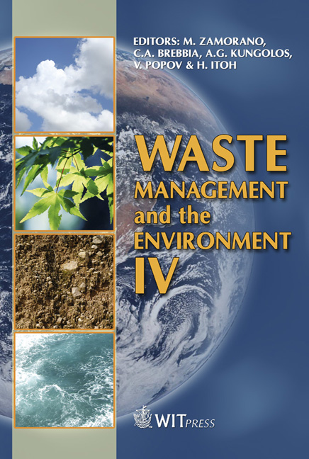 Thesis on industrial waste management
