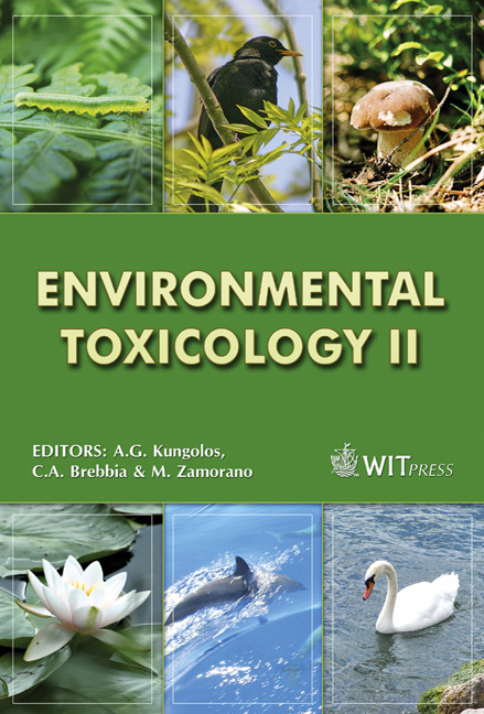 Environmental Toxicology II