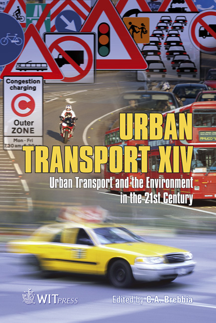 Urban Transport XIV