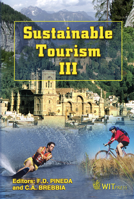 master thesis sustainable tourism
