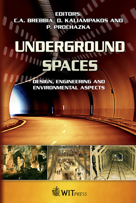 Underground Spaces