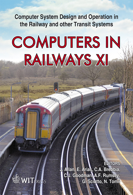 Computers in Railways XI