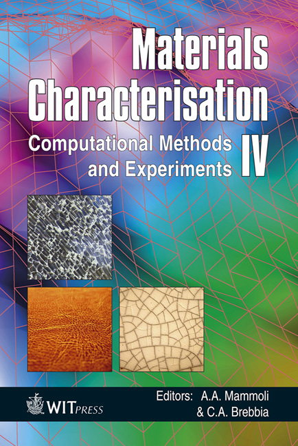 Materials Characterisation IV