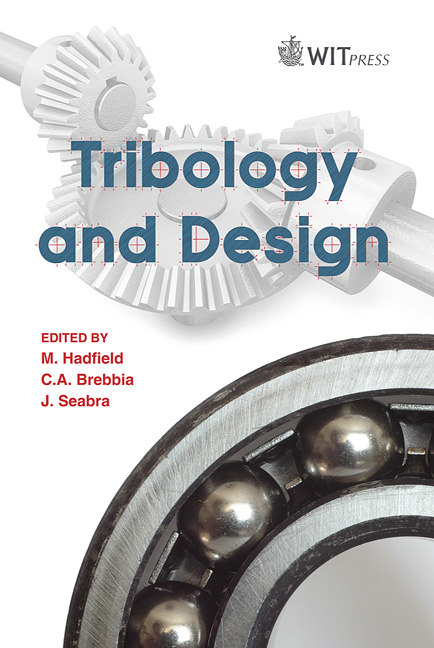Tribology and Design
