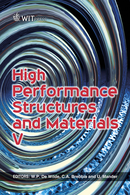High Performance Structures and Materials V