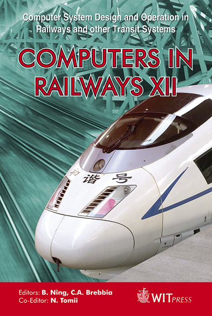 Computers in Railways XII