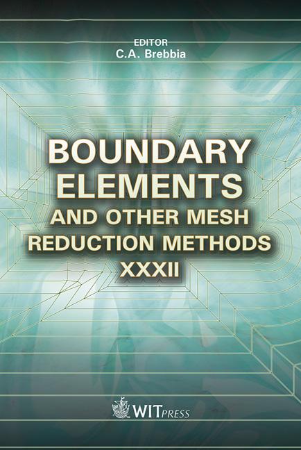 Boundary Elements and Other Mesh Reduction Methods XXXII
