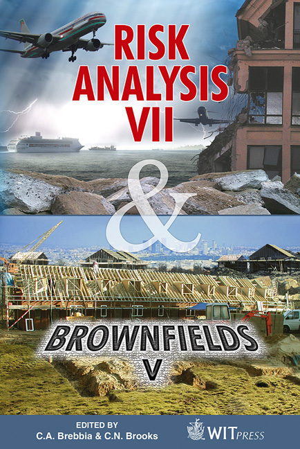 Risk Analysis VII & Brownfields V