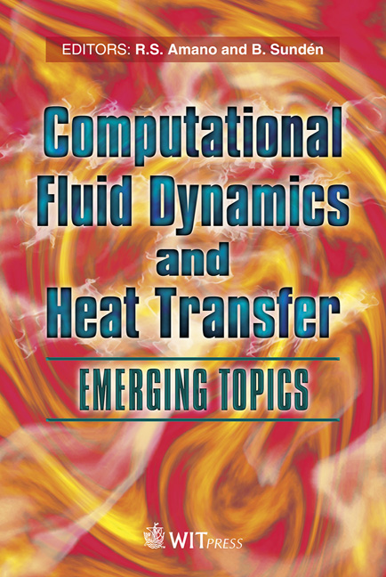 Computational Fluid Dynamics and Heat Transfer