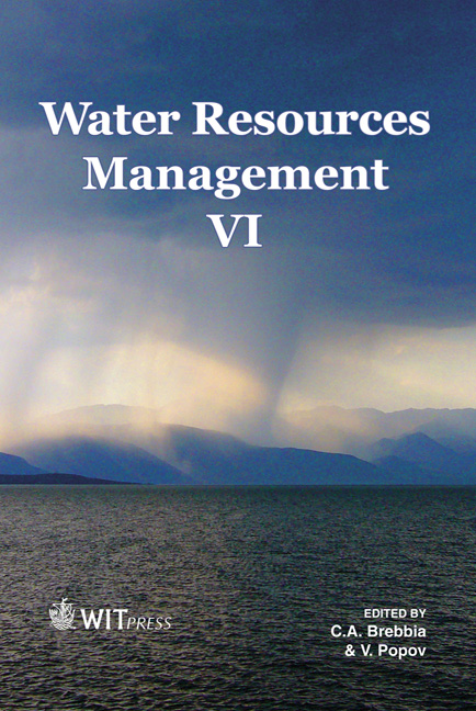 Water Resources Management VI