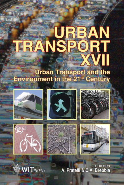 Urban Transport XVII