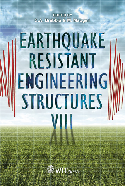 Earthquake Resistant Engineering Structures VIII