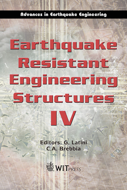 Earthquake Resistant Engineering Structures IV