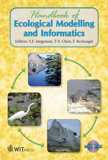 Handbook of Ecological Modelling and Informatics